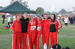 MVHS XC Girls 2011