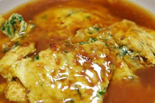 cara memasak fuyunghai pedas manis