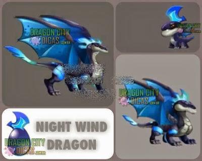 Dragão Vento da Noite