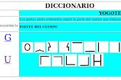 Dicionario Yogote