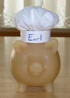 My Mascot/Sous Chef Earl