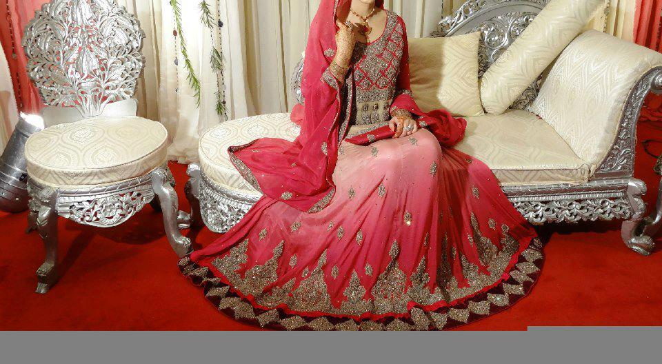 Latest Collection Of Pakistani Bridal Dresses