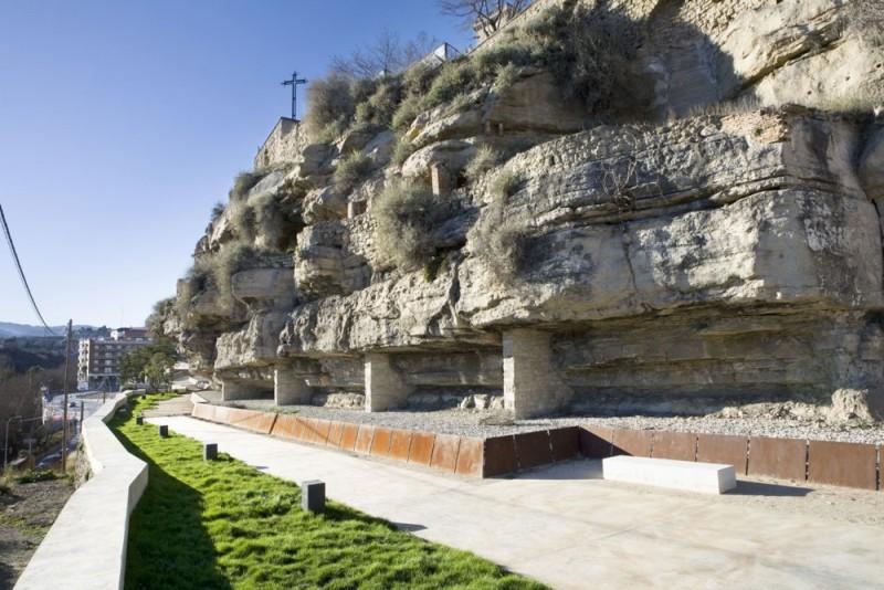 Paisajismo: Urbanización del Camí Dels Corrals - Santamaría Arquitectes
