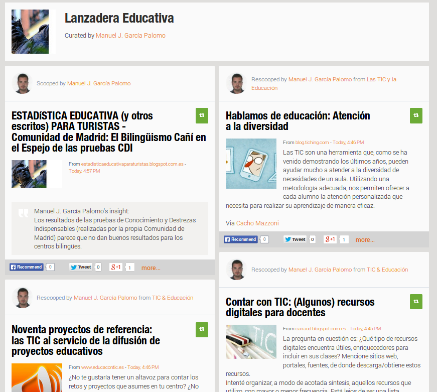http://www.scoop.it/t/lanzadera-educativa