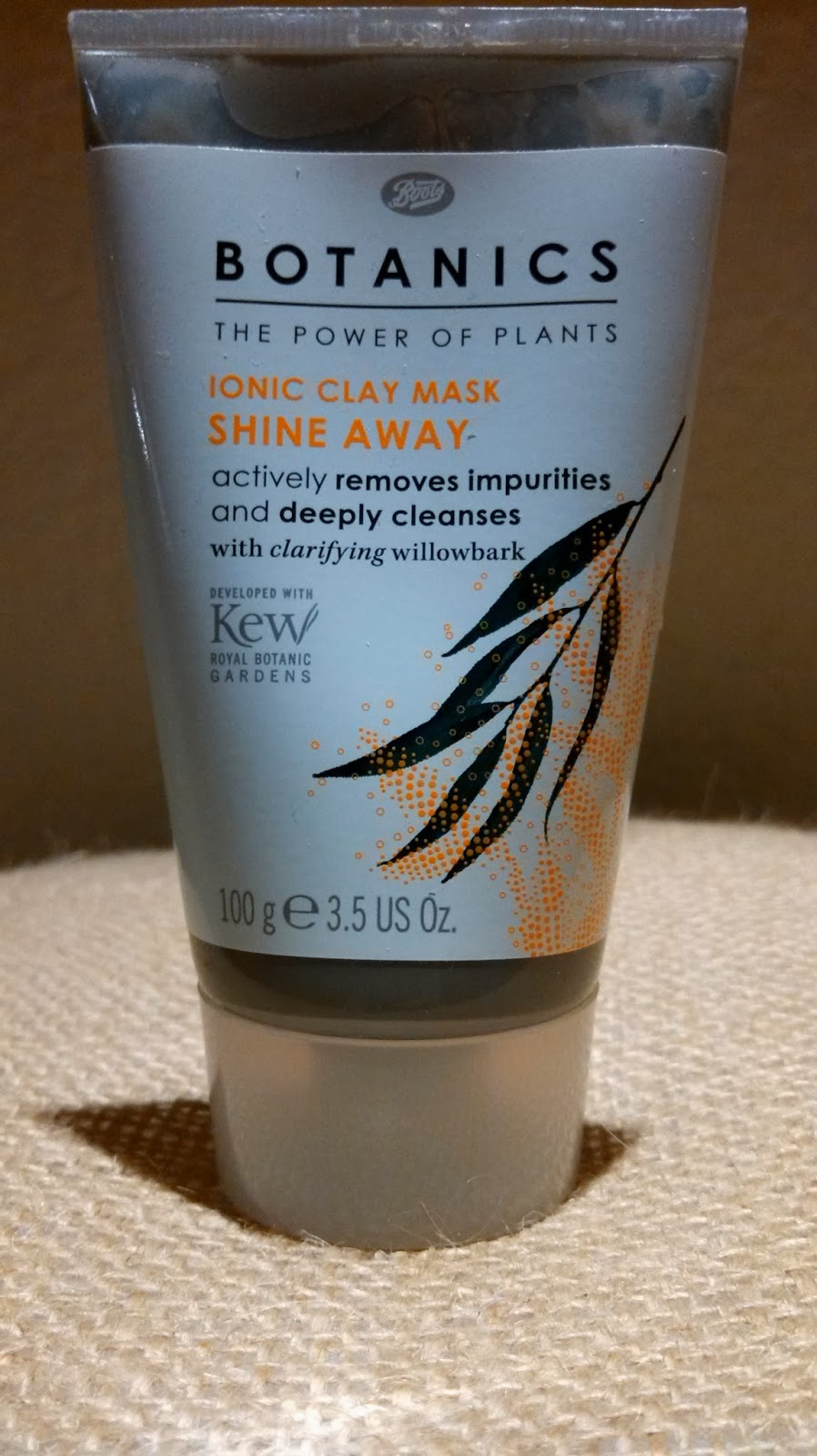 Boots Botanics Clay Mask