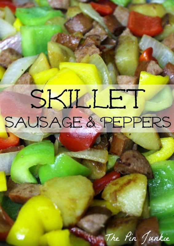 skillet-sausage-and-peppers