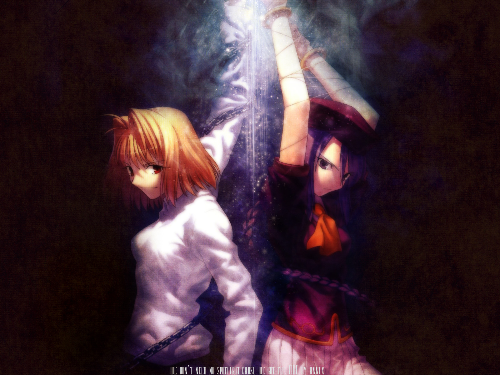 Melty Blood en PS3