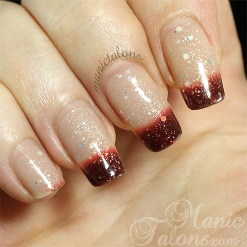 manic talons nail design diy hard
