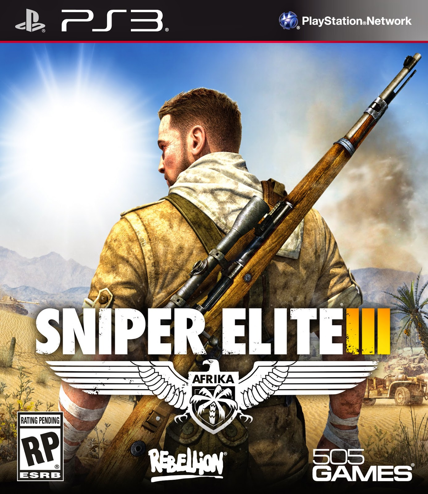 Download Game Sniper Elite 3 For PC