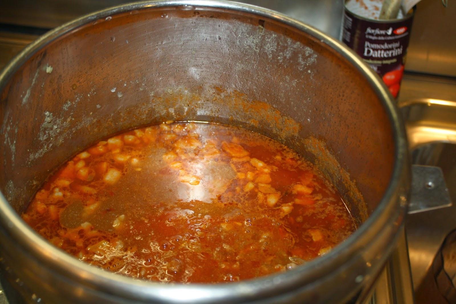 chili con carne peperoncini