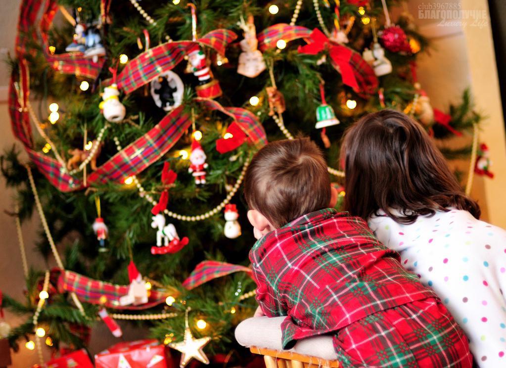 Новый год любимый с детства праздник