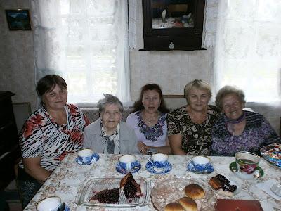 Девочки из Семенова - Грязова - Мозолово