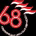Logo HUT RI ke-68 (17 Agustus 2013)