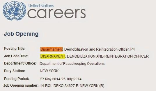 nouvel ordre mondial - Centre d'étude et de recensement d'informations factuelles sur le N.O.M - Page 3 UN+job