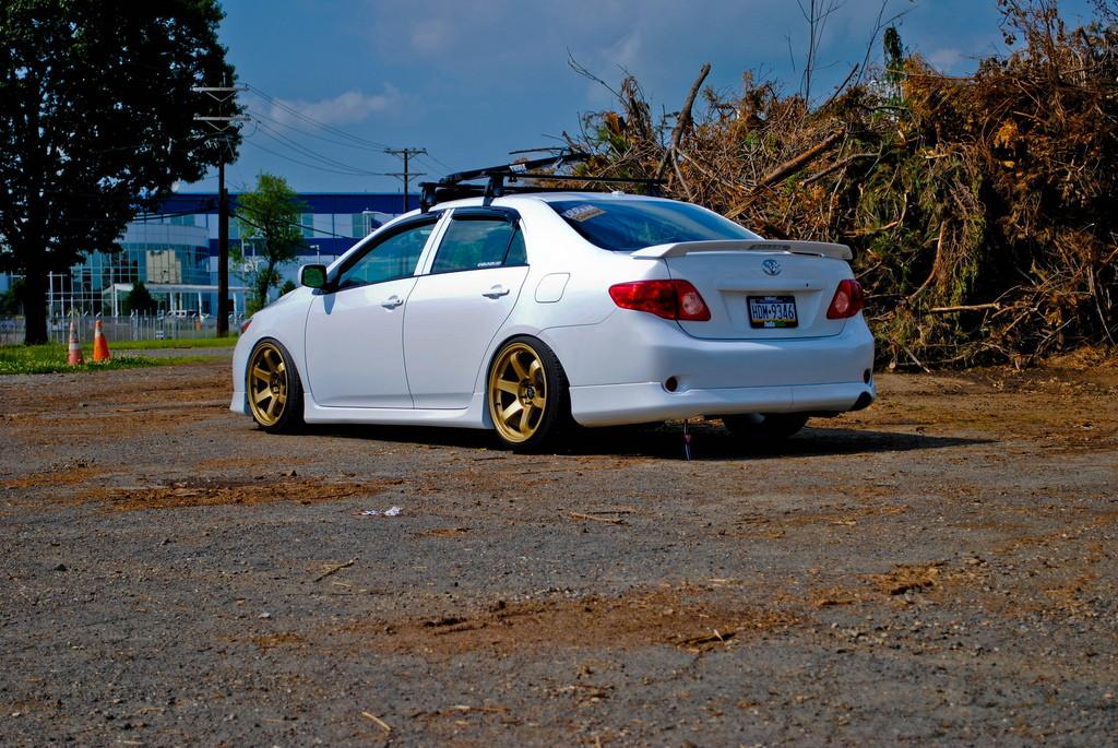 Toyota Corolla E140, fajne, ciekawe, sedany, tuning, zdjęcia