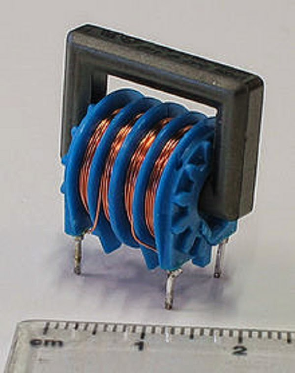 Ferric Inside Tiny Cylinder