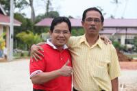 Bersama Dr HM Tuah Iskandar Al-Haj