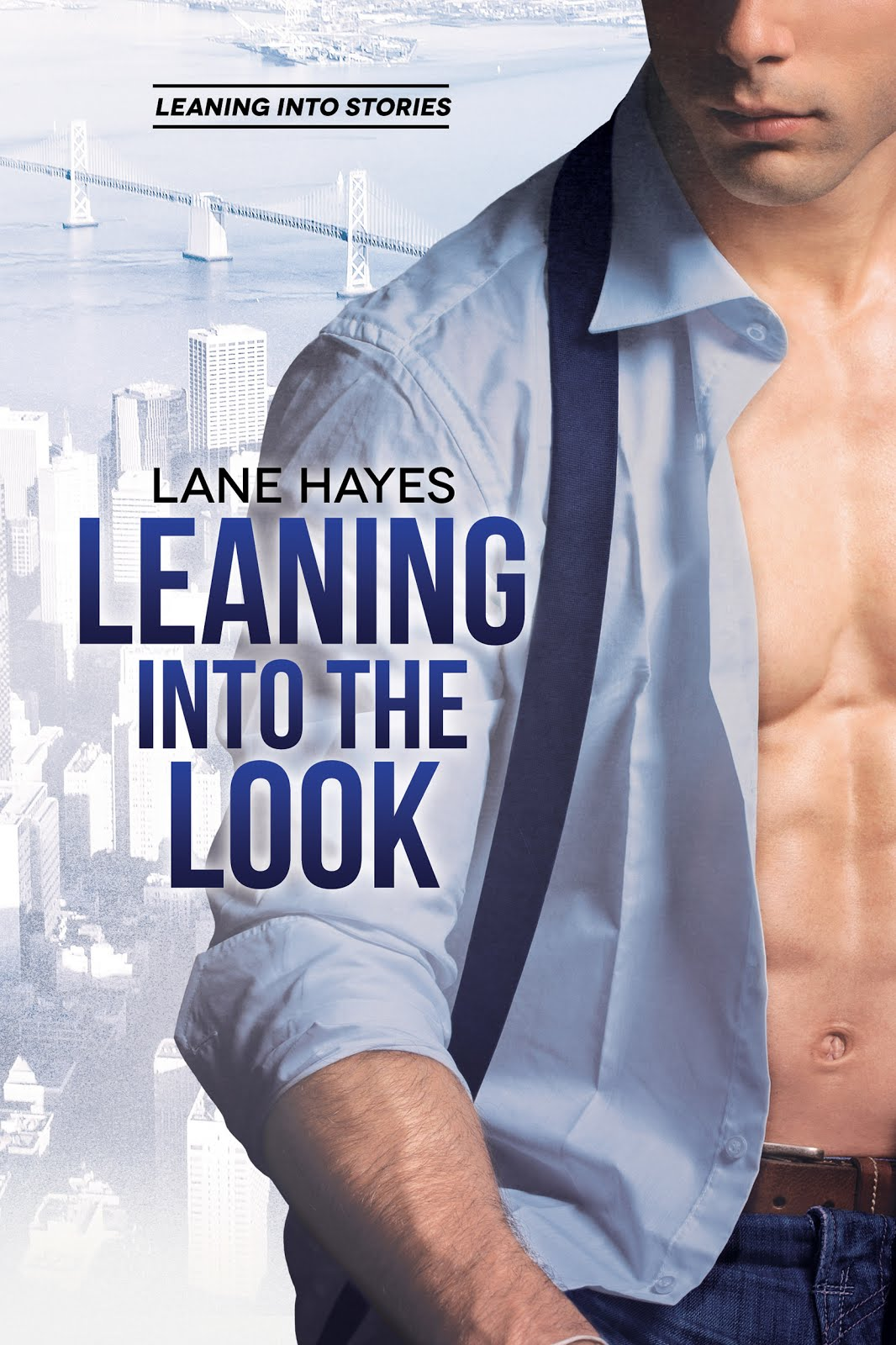 Leaning Into The Look by Lane Hayes
