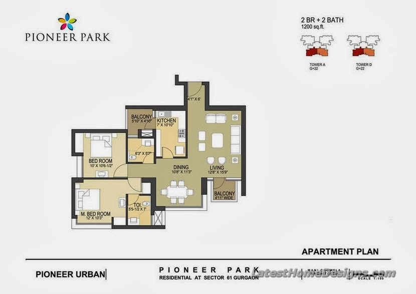 Floor Plans likewise Living Space Above 2 Car Garage House Plans ...