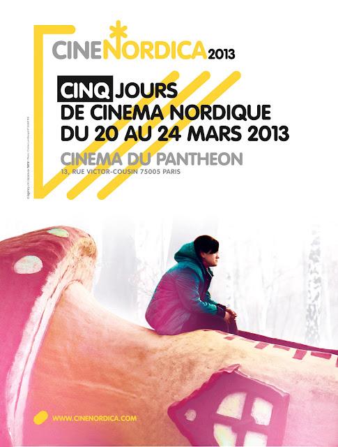 Festival de cinéma nordique 2013 à Paris