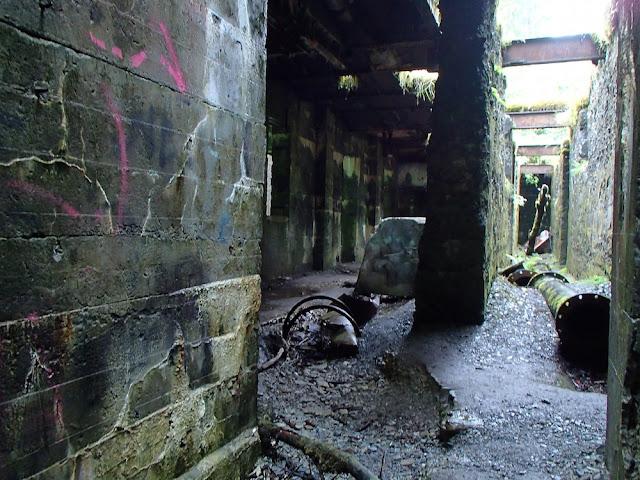 Treadwell Mine Ruins