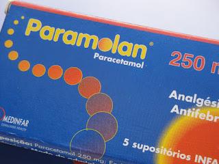 Paramolan® supositórios