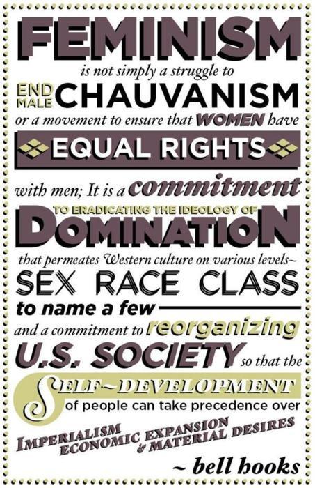 bell hooks essay feminism