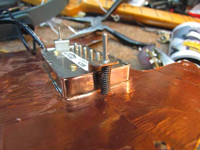 crawls backward when alarmed wiring a telecaster coil i ll be wiring the pickup through a push pull switch so i can have the full humbucking tone and switch to shunt the stud coil out so it will function as a