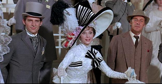 my fair lady analysis The interpretation infuriated shaw, but won over audiences, who tend to like   even shaw's greatest defenders have mixed feelings about the my fair lady.