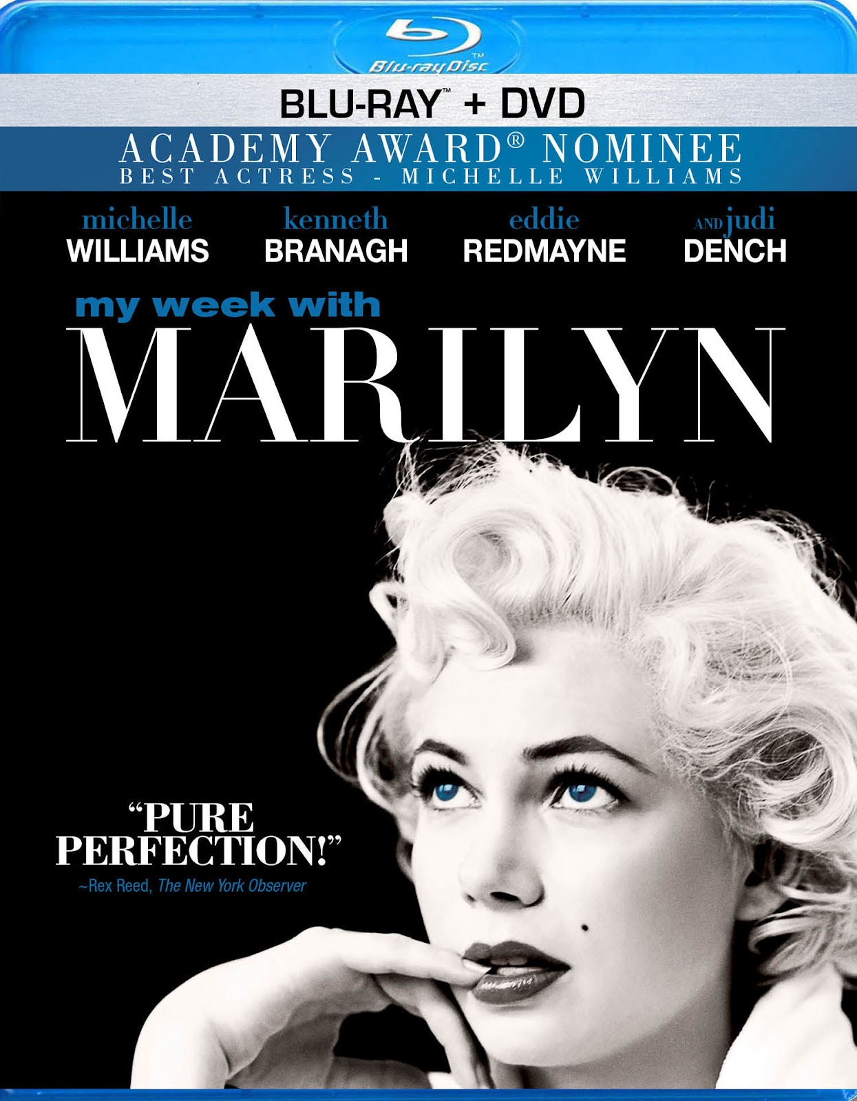 "Topic: ""coup de coeur"", ""coup de gueule"", ""info"" etc.. My+week+with+marilyn+bd"