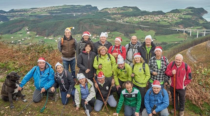 Grupo de montaña y senderismo La Chiruca