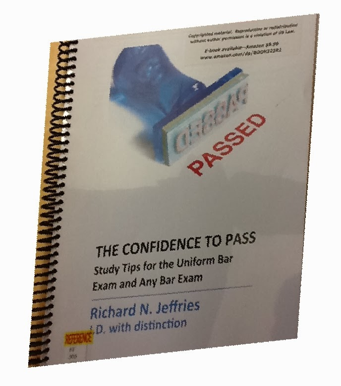 The Confidence to Pass cover
