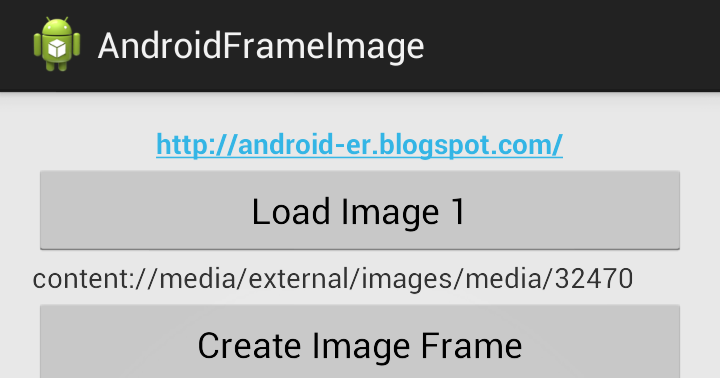 Android er create frame on bitmap image - Er finestra android ...
