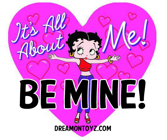 Betty Boop Pictures Archive Betty Boop Happy Valentines