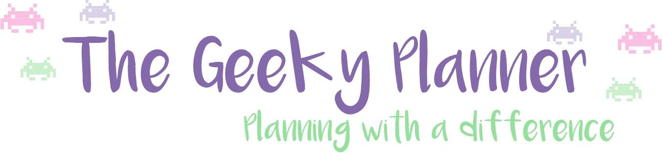 The Geeky Planner