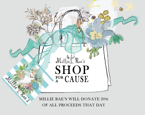 SHOP FOR A CAUSE:  TODAY THURSDAY 11/15!