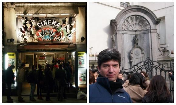 Cinema Nova + Dario Nardi + Manneken Pis