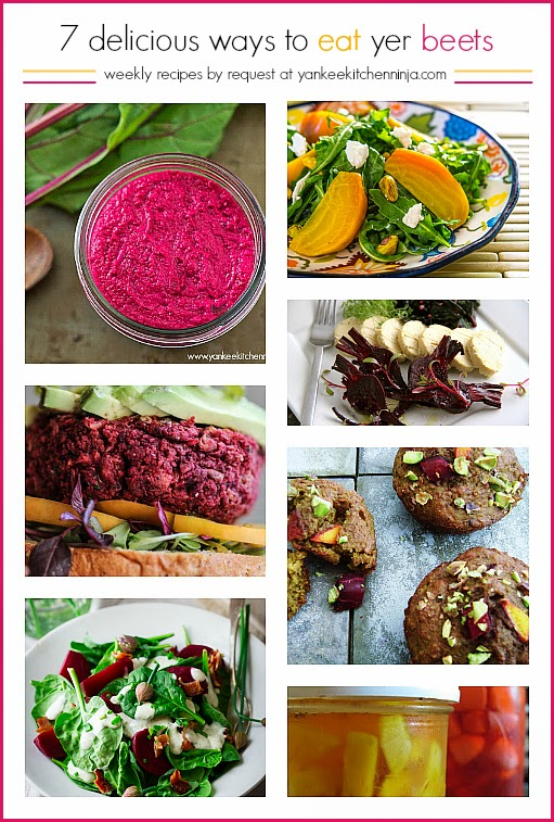 seven unique and delicious recipes for gorgeous summer beets