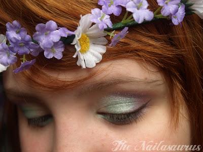 EOTD 5: Inspired Soft Summer Pastels