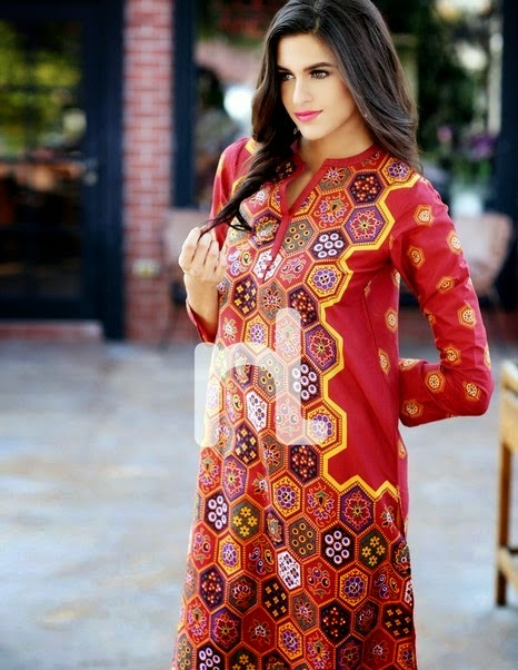Nishat Linen Pret Spring Summer Collection