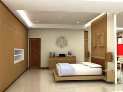 contoh desain gambar kamar tidur minimalis gambar rumah