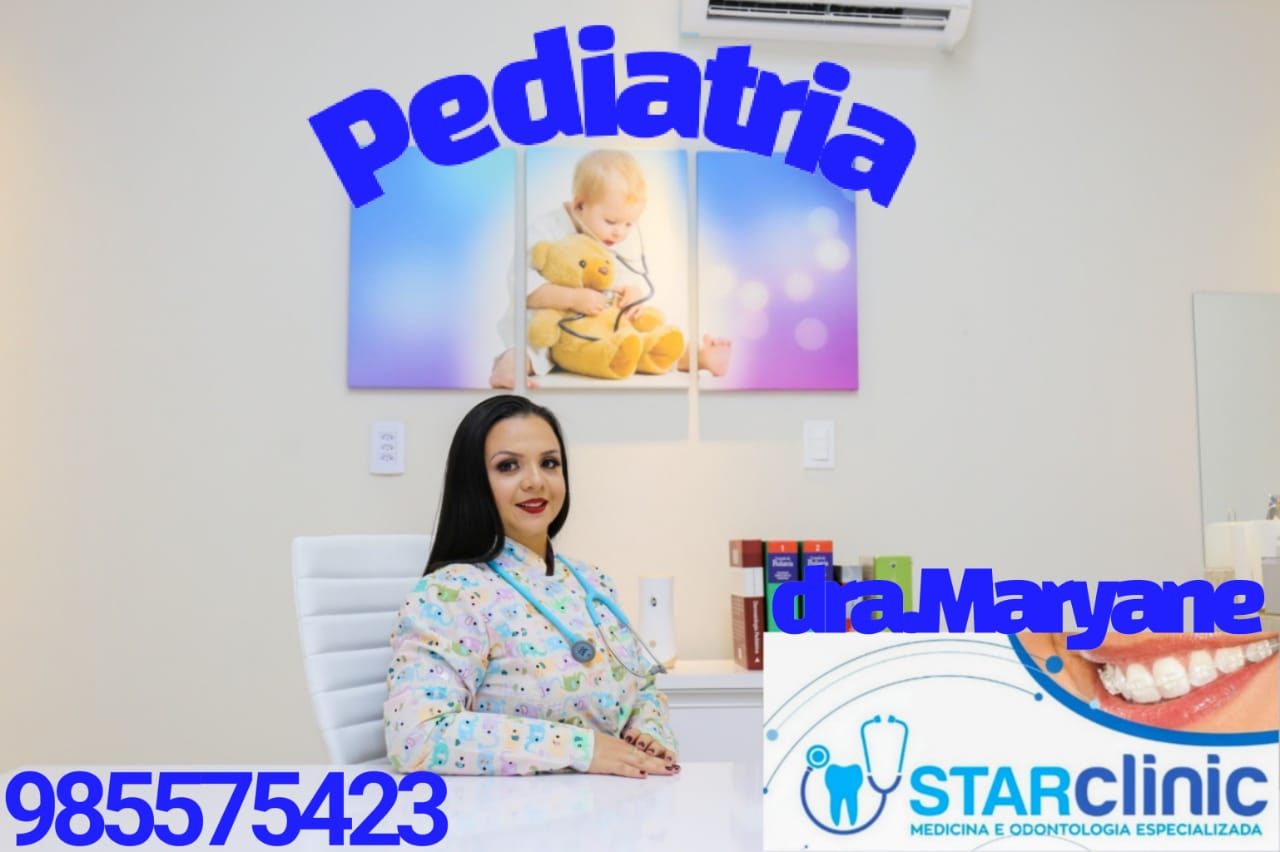 Pediatra Mariane Veras