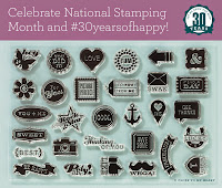 September is National Stamping Month