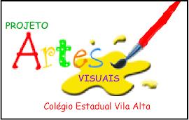Projeto artes visuais - Pintura em tela