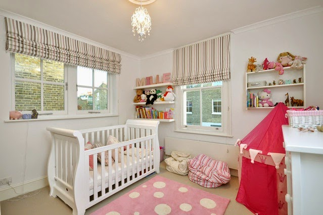 Rideaux chambre b b rideaux et voilages - Rideaux pour chambre de bebe ...