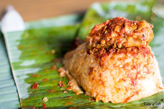 Ali Nasi Lemak Sri Weld Food Court Lebuh Pantai Beach Street Penang