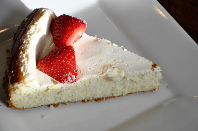 My Favorite Cheesecake from Food Therapy