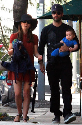 Natalie Portman Family