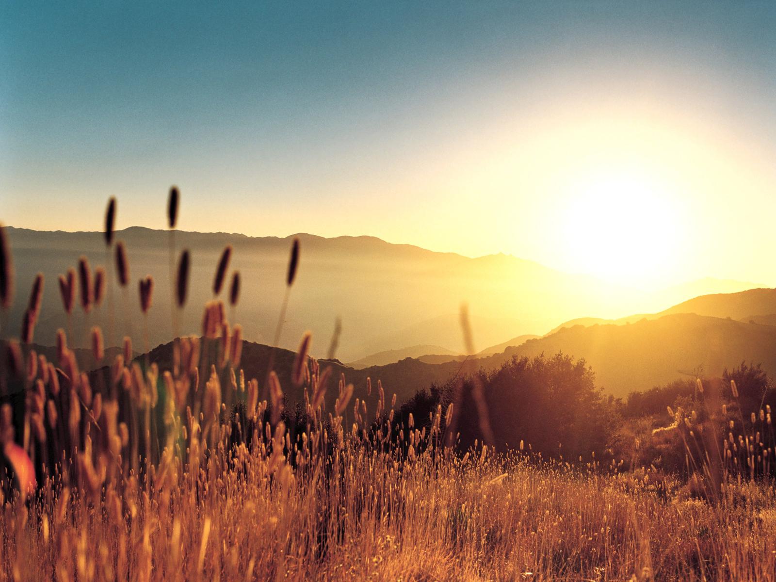 beautiful sunrise on a - photo #36