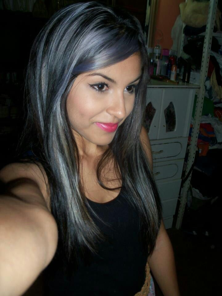 Amazing silver highlights images and video tutorials video tutorials pmusecretfo Images